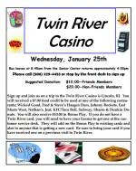 twin river casino flyer