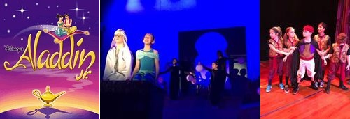 """Post image for Aladdin Jr: Neary students show us """"A whole new world"""" this weekend (Updated)"""