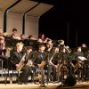 Trottier students participating in Jazz Night (image from NSMA Facebook page)