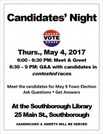 Candidates' Night 2017 Flyer updated