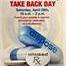 Thumbnail image for Drug Take Back Day – Saturday (Updated)