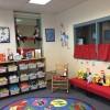 Finn School library seuss corner 1