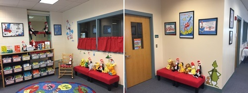 Post image for Finn Library opens Dr. Suess corner in memory of Diane Toomy