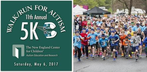 Post image for NECC's 5K Walk/Run for Autism this Saturday