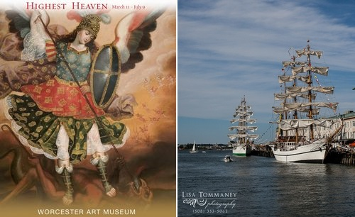 Post image for Senior trips to Art Museum and Tall Ships for Friends of COA – sign up soon