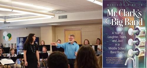 "Post image for Southborough author honors Trottier teacher and students in ""Mr. Clark's Big Band"""