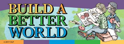 Post image for Library summer programs encourage kids to read, have fun, and build a better world