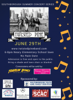 Summer Concert - Twisted Pine - June 29 2017