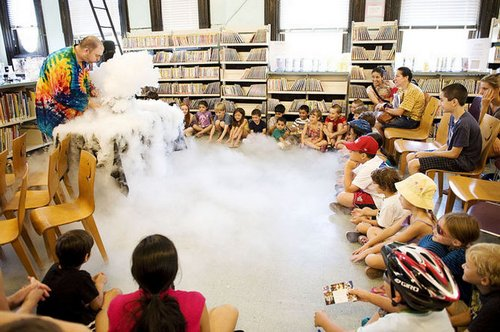 Post image for Sciencetellers bring pirate stories and science fun to the Library &#8211; Wednesday <strong>(3:00 pm)</strong>