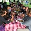 Friday Farm Dinner at Chestnut Hill farm (from Facebook)