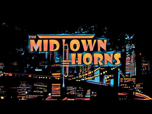 Post image for Summer Concert postponed: The Midtown Horns pushed to August 3rd