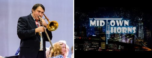 Post image for Summer Concert: The Midtown Horns on July 27th