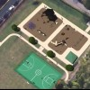 new layout Fayville playground (cropped from video image)