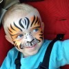 Face painters unleash kids imaginations (Photo of Jayson Simmons by Mary Silvestri Simmons)