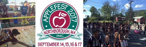 Post image for Applefest weekend in Northborough: Thursday – Sunday