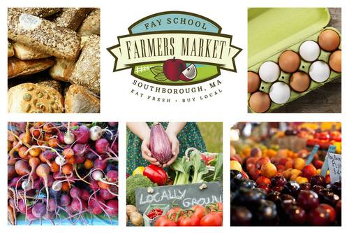 Post image for Fay School Farmer's Market is changing hours