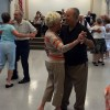seniors cutting a rug at a past Senior Center musical event from Facebook