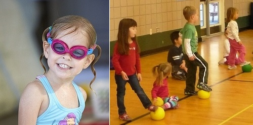 Post image for Rec fun for the preschool crowd