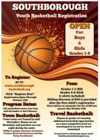 syba basketball registration flyer 2017