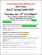 jump-fest flyer