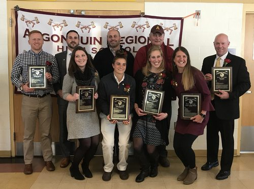 Post image for This week in sports: Alum honors & early winter swim