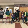 ARHS PE and Health asked kids to get physical 80s style