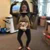 ARHS science constructed homemade costumes