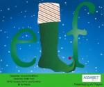 Elf the Musical poster by AV Players