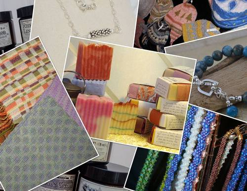 Post image for Holiday Gifts on the Common: Handmade crafts and goods by local artisans – this Saturday