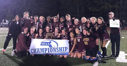 Post image for Post season: Field Hockey out at State Semi-Finals