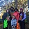 Arroyo family as the Scooby Doo crew