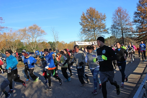 Post image for Photos and results from Gobble Wobble 2017