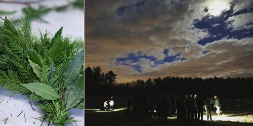 Post image for Winter on the farm: Reindeer Quest, Holiday Decor, Photography workshop, and nighttime hikes