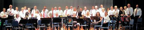 Post image for Interboro Community Band Winter Concert – Dec 17 (Updated)