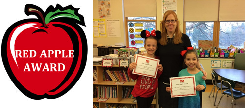 Post image for Red Apple Awards: The holiday gift that honors teachers and helps students