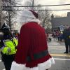 Santa in Crowd - 7