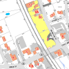 GIS map of properties referred to in the discussion