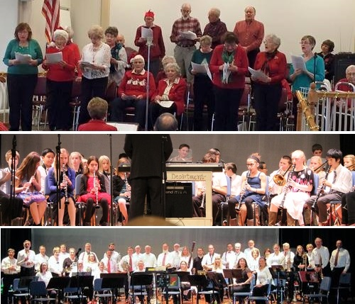 Post image for Events this week: Holiday sing-a-long, band concerts, and holiday bingo