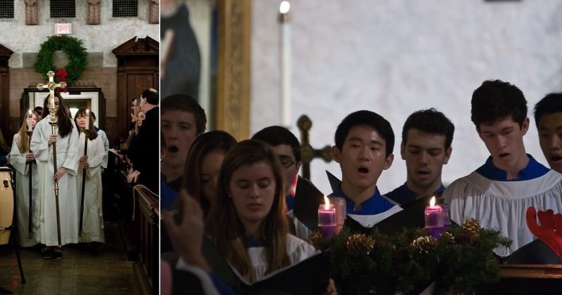 Post image for St. Mark's Lessons and Carols – Sunday