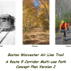 Boston Worcester Air Line Trail cover