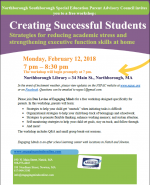 Creating Successful Students workshop flyer