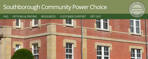 Post image for Southborough Community Power Choice – look twice before you opt out of savings plan (But, medium & large businesses should probably opt out)