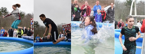 Post image for Trottier's Polar Plunge collected more than $10,700 for Special Olympics