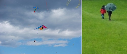 Post image for Nature walk (and hopefully kite flying) at the golf course – Sunday