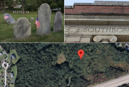 Post image for CPA preservation Articles: Burial Ground, Library Facade and 30 acre woods