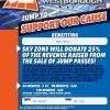 Neary School Sky Zone fundraiser