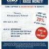 Neary's Uno fundraiser