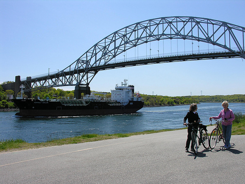 Post image for Seniors invited to bike the Cape Canal – April 26