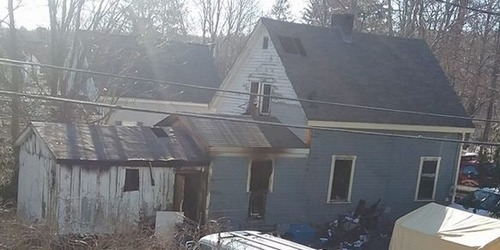 Post image for Helping owners of lost home get back on their feet: Go Fund Me