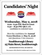 candidates night 2018